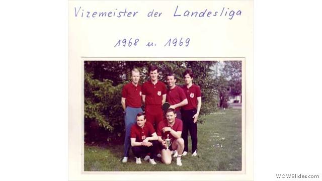 Landesliga Vizemeiste