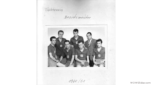 Bezirksmeister 1960 61